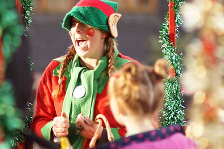 Bocketts Christmas Elf