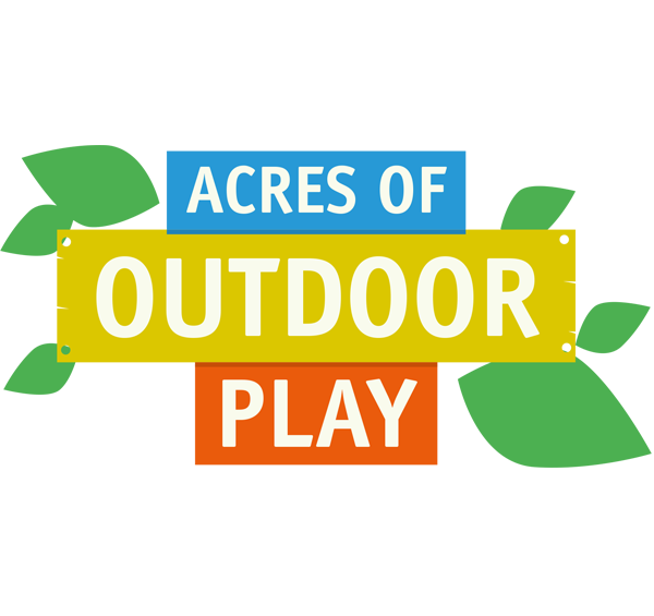 acres of outdoor play logo